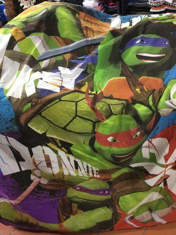 Tartarugas Ninja, Cobertor de Cama