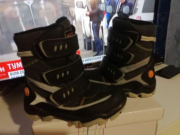 Ботинки зимние Cool Club