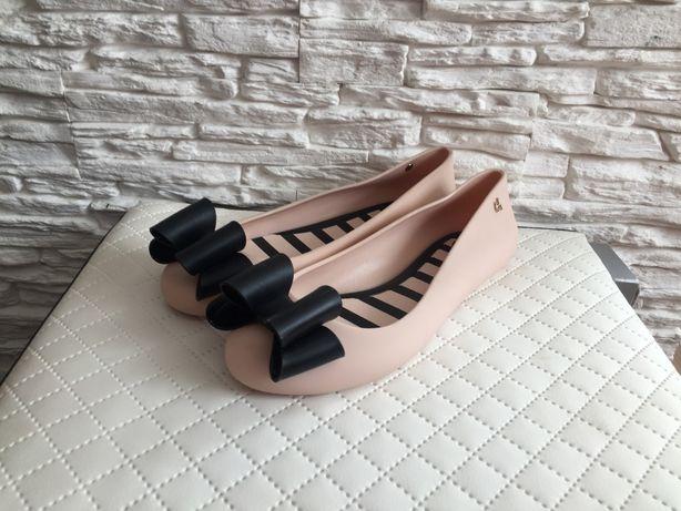 Meliski balerinki buty damskie roz 37