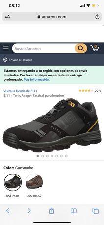 Тактические кроссовки 5.11 Tactical Ranger 12 размер