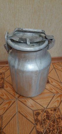 Алюминиевый бидон, 10 л