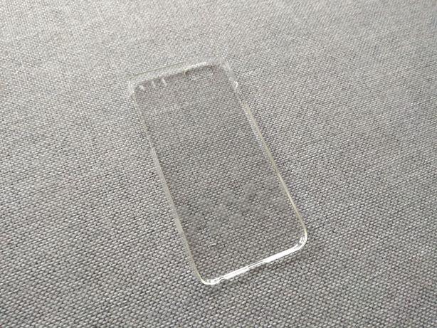 Oryginalne etui pokrowiec cover iLuv do iPhone 6/6S przeźroczyste nowe
