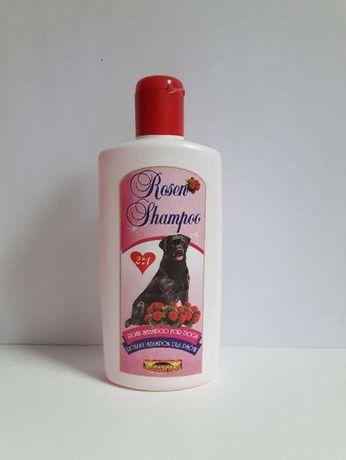 ZOOCENTER Różany szampon z odżywką dla psów 220ml