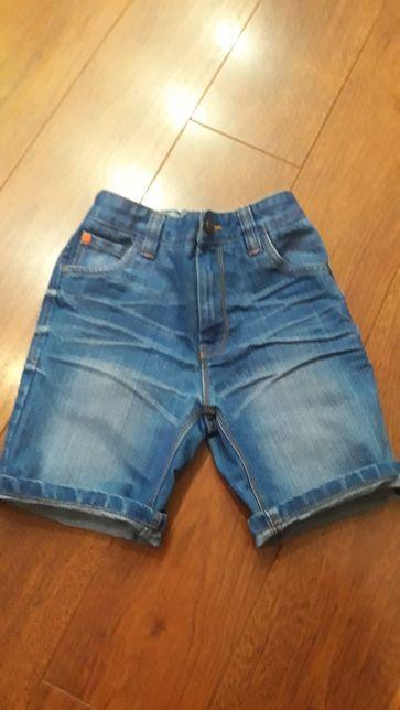 Джинсовые шорты для мальчика Next