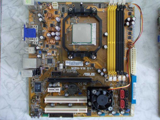 Материнские платы с процессорами сокет АМ2 и 775