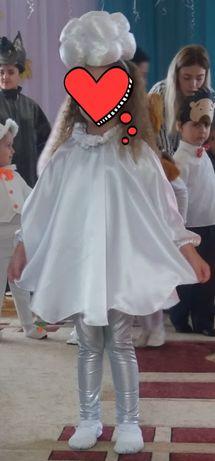 Продам костюм тучки на девочку 3-5 лет.