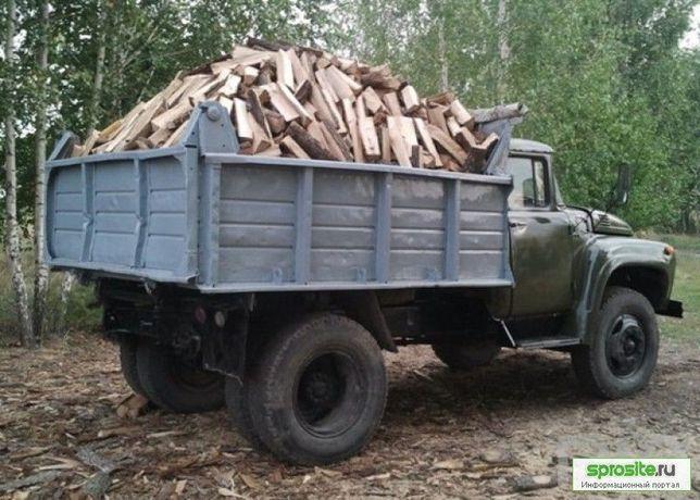 Дрова, Продам Зил дров