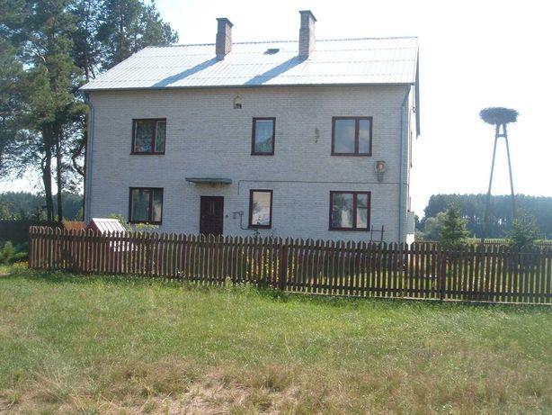 Dom z siedliskiem nad rzeką