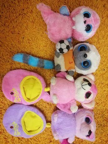 Іграшки, глазастики.