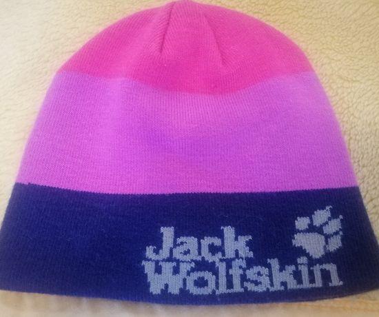 Шапка Jack Wolfskin из США