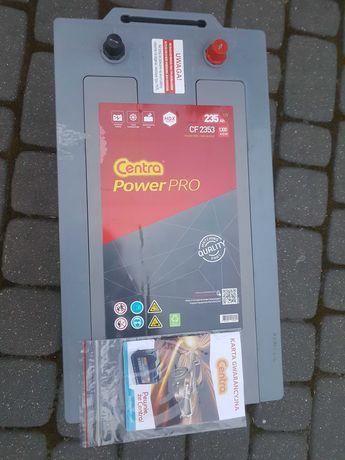 Akumulator NOWY Centra 235ah 1300a Bosch 220 Varta 240 Banner 180 ZAP