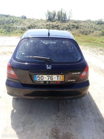 Honda Civic 1.7 CTDi ES