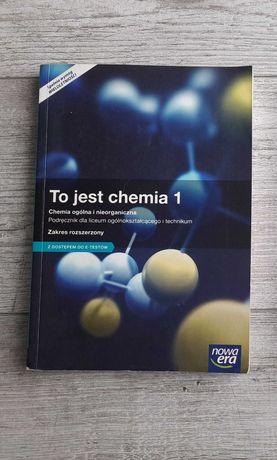 To jest chemia 1 podręcznik do chemii zakres rozszerzony