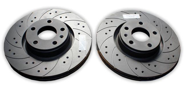 Discos de Travão Black diamond para Toyota Corolla AE86 Frente