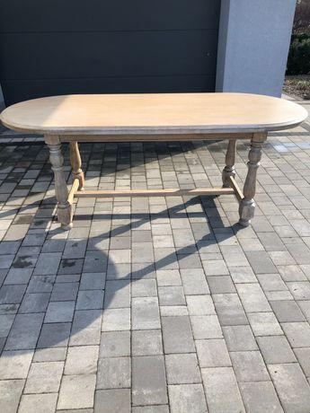 Stół dębowy 198x87 cm