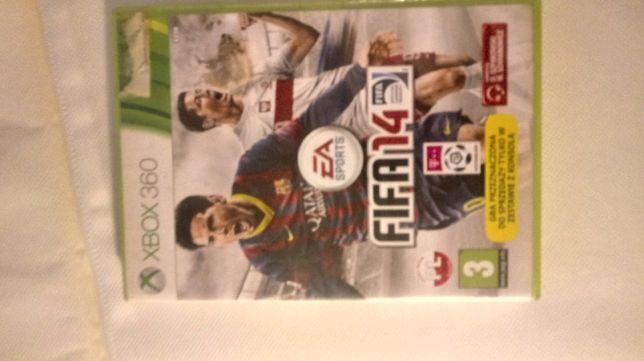 Gra Xbox 360 na konsole fifa