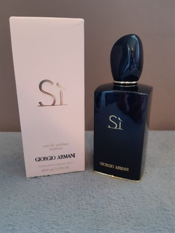 Si Intense (Perfumy 1do1)  100ml Okazja