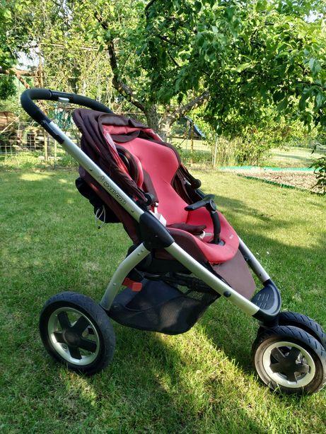 Wózek plus fotelik samochodowy Maxi Cosi Mura 3 trzy w jednym