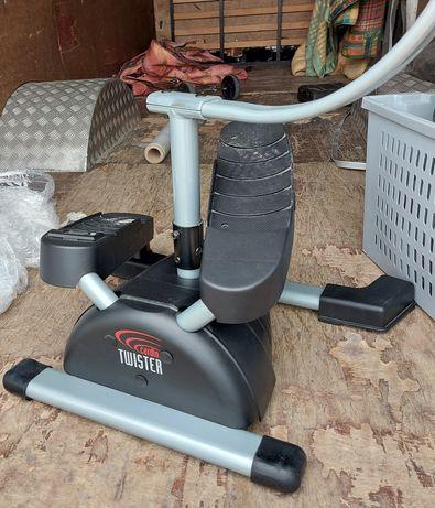 Maquina de exercício cardio twister