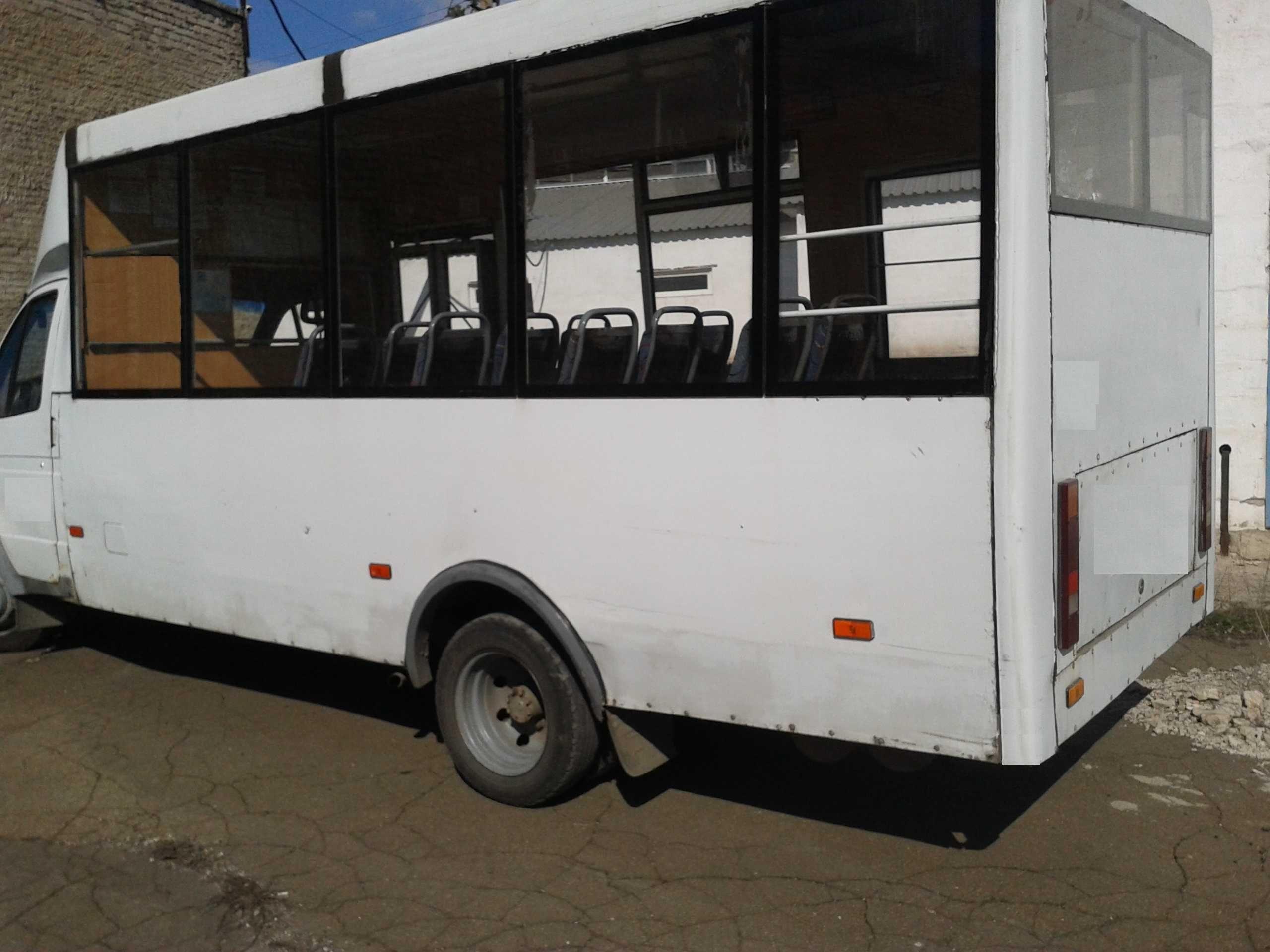 Микроавтобус РУТА 22