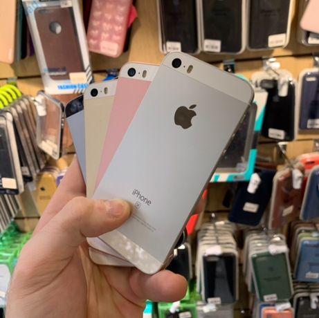 iPhone SE 16/32/64/128Gb Neverlock   Гарантия от Магазина   Отправка