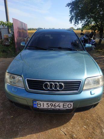 Продам Audi A6 C5 2.4