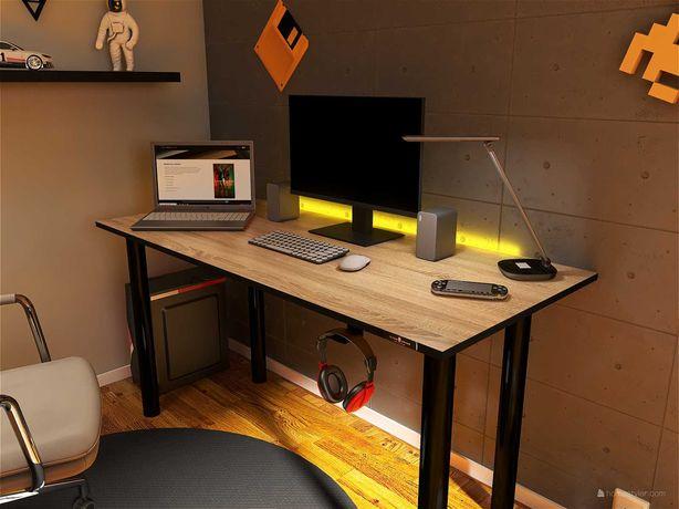 Biurko gamingowe Biurko komputerowe TANIE biurko młodzieżowe KOLORY
