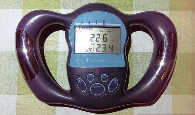 Цифровой анализатор жира Body Fat Monitor