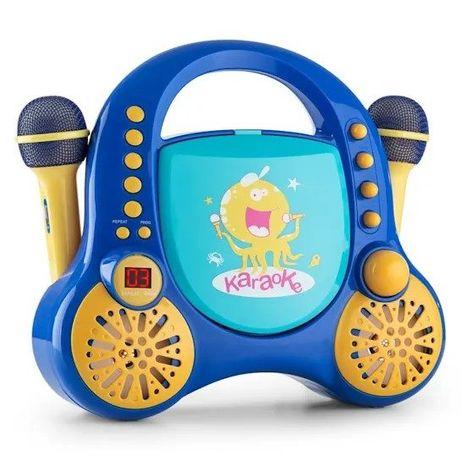 Auna Rockpocket Zestaw do karaoke dla dzieci
