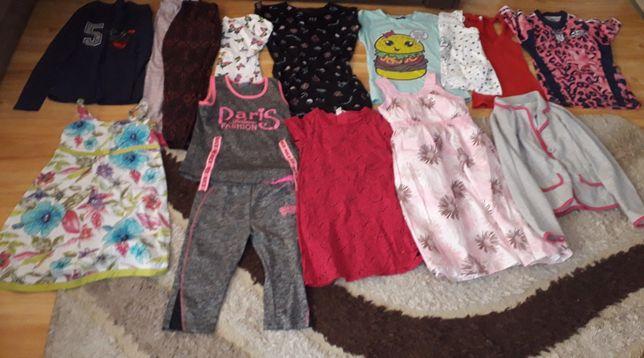 Ubrania rozmiar od 116-146