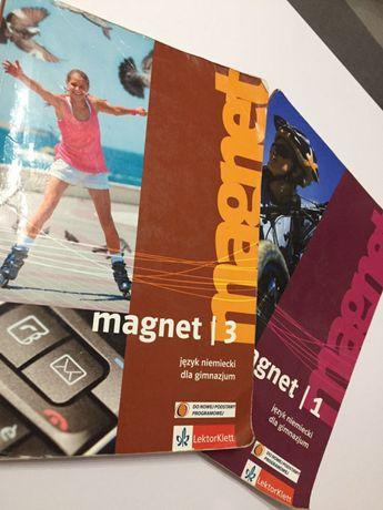 Książka Magnet język niemiecki