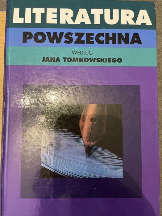 Literatura Powszechna wg Jana Tomkowskiego Białystok - image 1