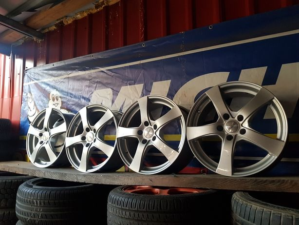 Felgi Aluminiowe WV-AUDI B8 R17 5x112 ET38-7 J