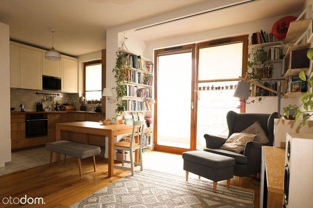 2-pokoje, słoneczne i blisko Centrum, duży balkon!