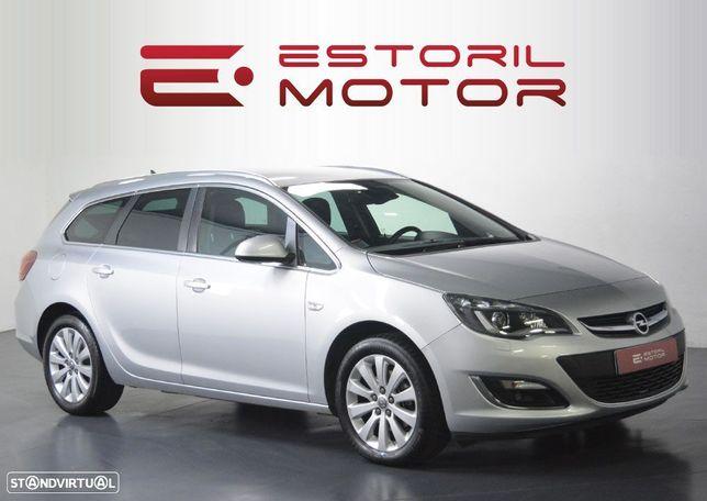 Opel Astra Sports Tourer 1.6 CDTi Excite S/S