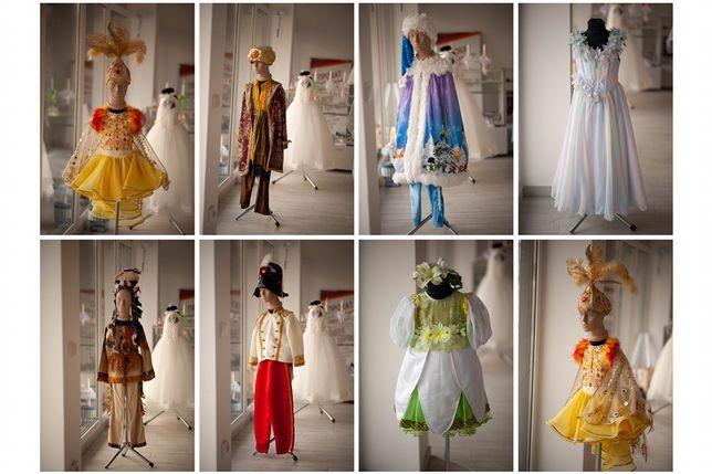 Продаж готового бізнесу Карнавальних костюмів 350 шт