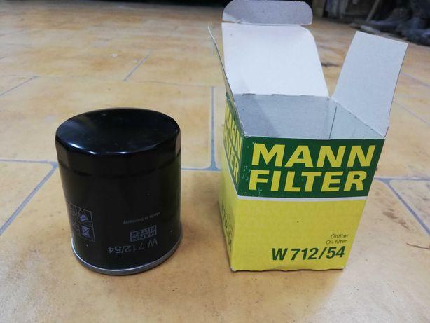 Filtr oleju Mann Filter w712/54