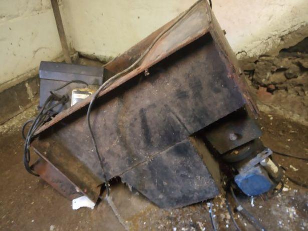 Podajnik tłokowy szufladowy pieca co sterownik