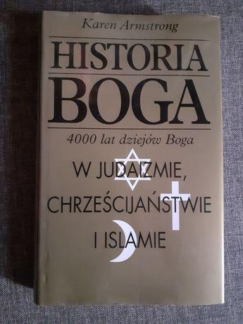 Historia Boga książka
