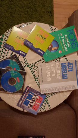 Materiały do nauki angielskiego