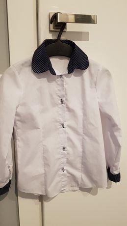 Koszula biala/galowa/wizytówka r122.  Stan jak nowa