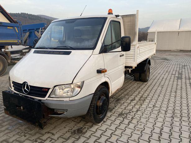 Mercedes Sprinter 616 DMC 3,5 tony