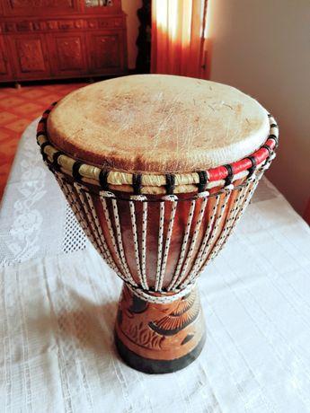 Tambor de mão Africano