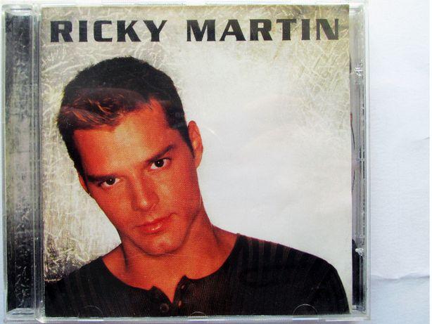 CD - Ricky Martin, como novo