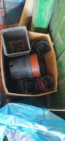 Doniczki plastikowe różne Korczew, Drażniew, Rusków, Tokary