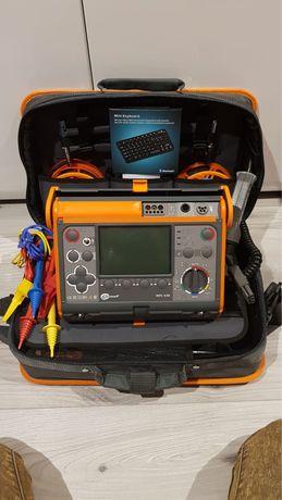 Instalatorstwo Elektryczne, pomiary z protokolem odbioru.