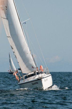 Jacht żaglowy Ocean 900