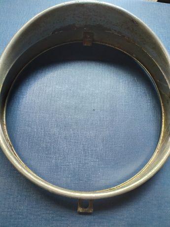 Ободок фары 185 мм, оптика под галогенку