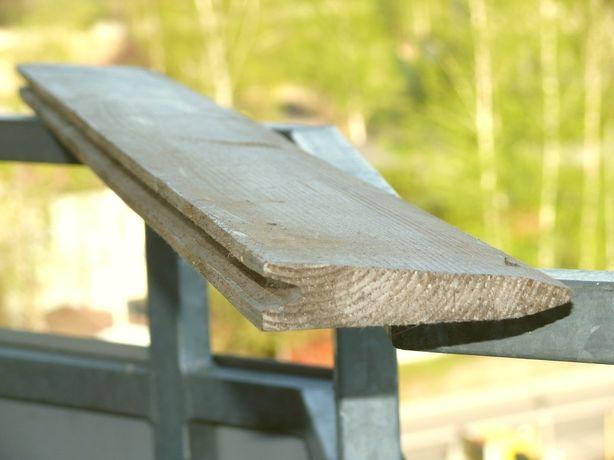 Gonty drewniane, jodłowe, sezonowane,