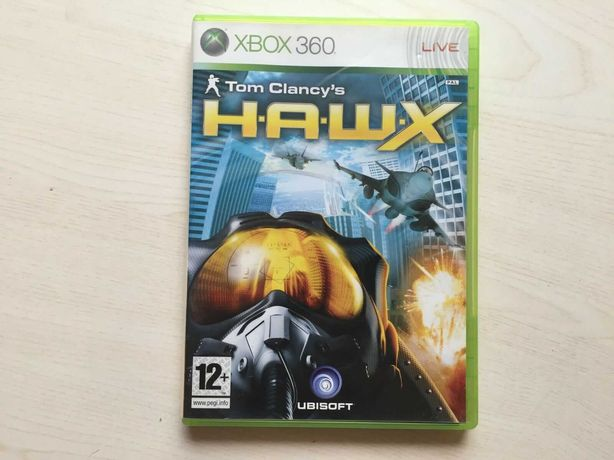 Tom Clancy's H.A.W.X Xbox 360 One X360 HAWX Series S X